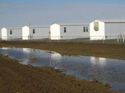 Fema Temporary housing